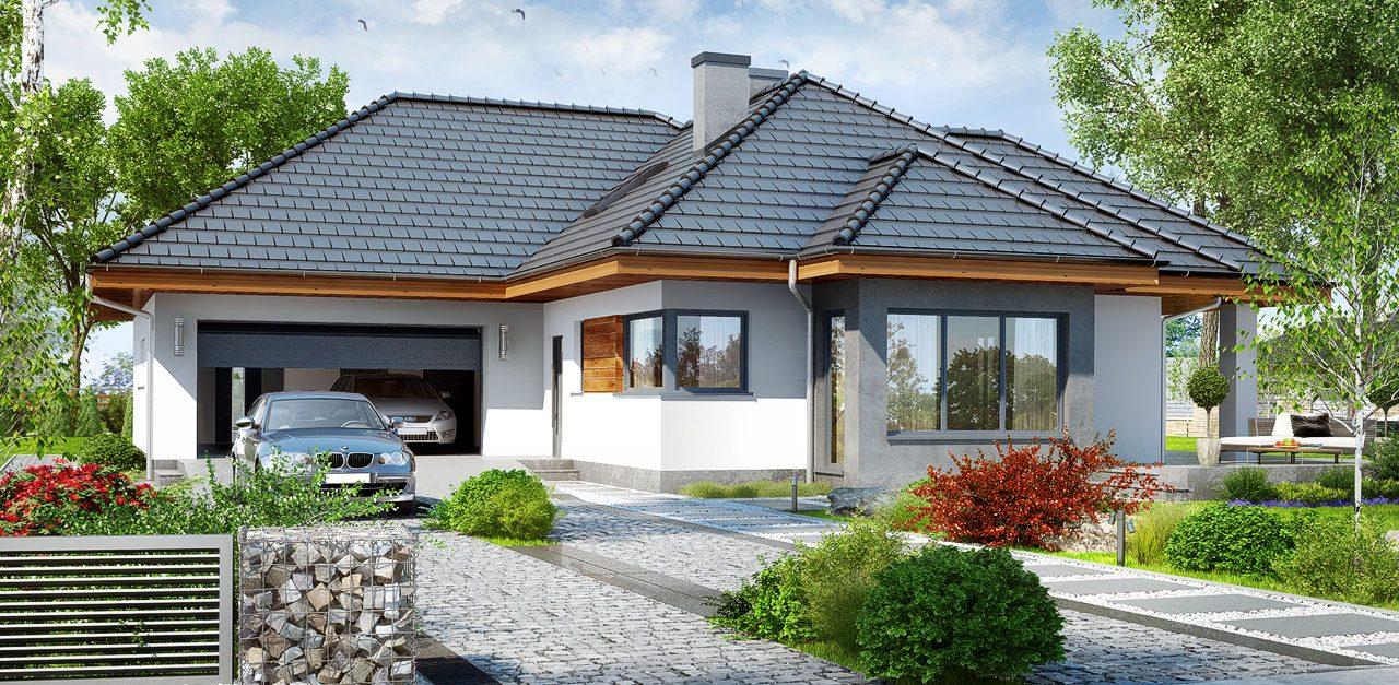 Проект Дом в повоях 3 (Г2)