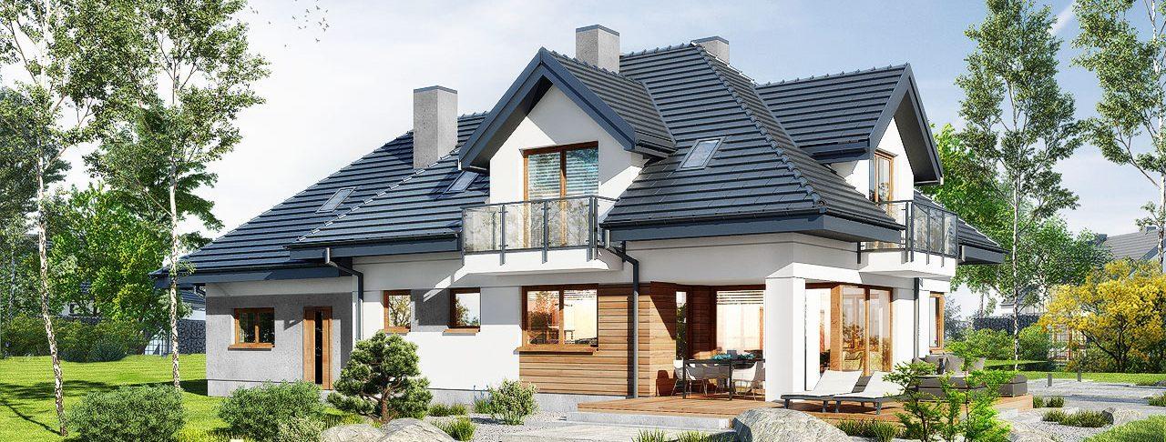 Проект Дом в сливах 5 (Г2)