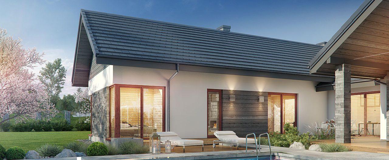 Проект Дом в кливиях 6 (Г2)