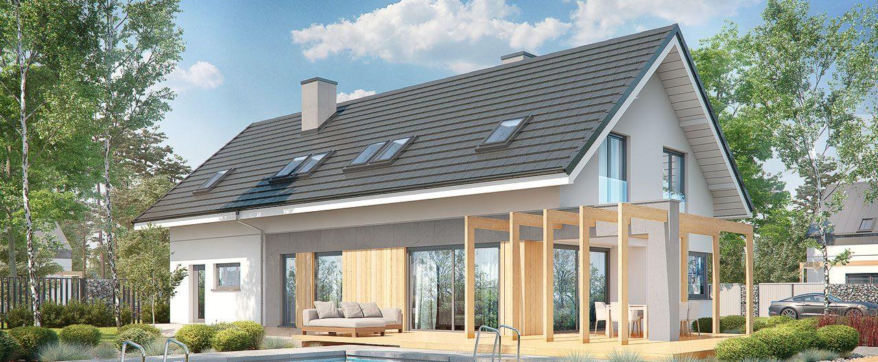 Проект Дом в лосанах 2 (Г2)