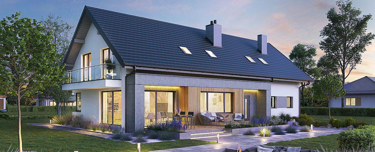 Проект Дом в аурорах 10 (Г2)