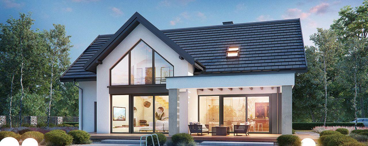 Проект Дом в мирабилисах (Г2)