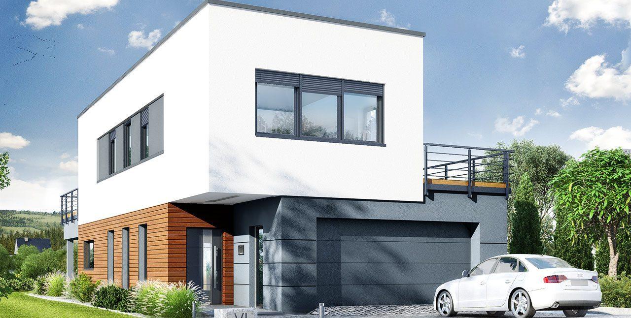 Проект Дом в топинамбурах (Г2А)