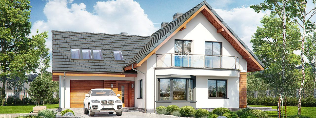 Проект Дом на поляне 2 ver.2