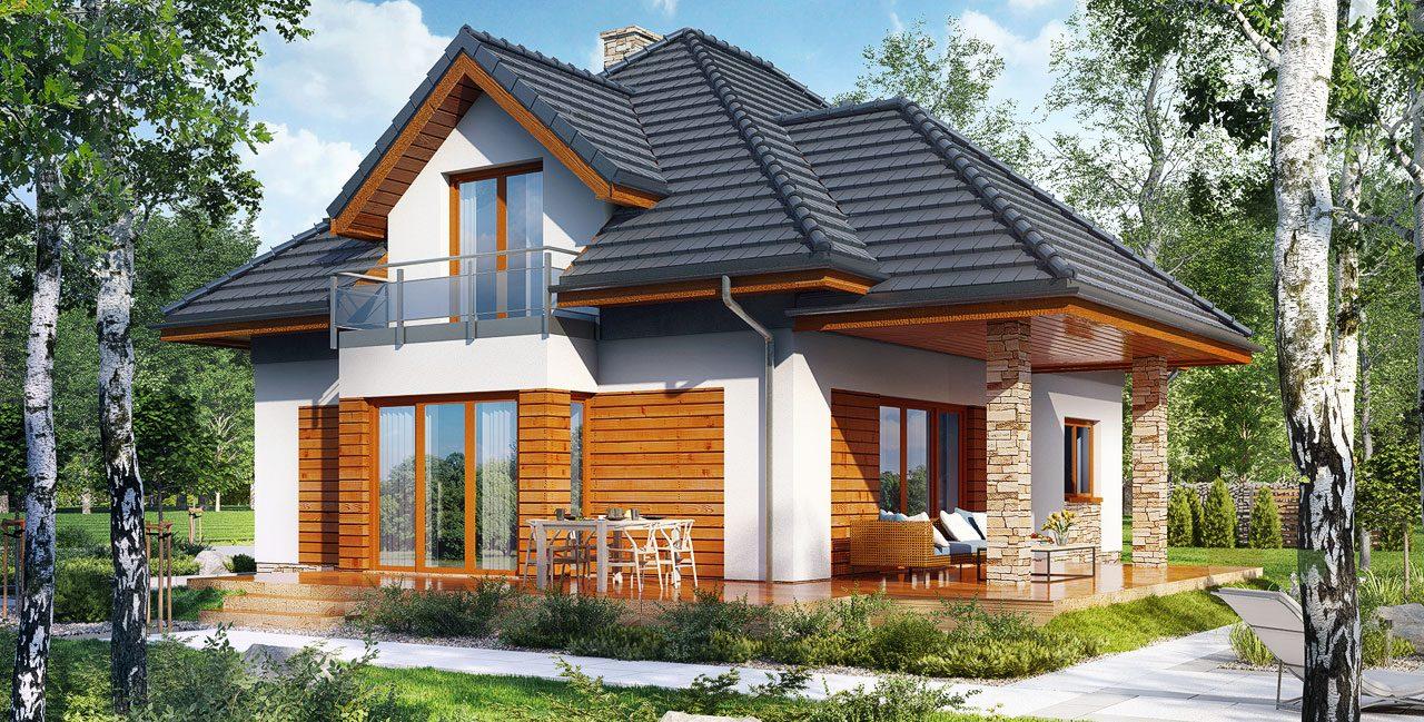 Проект Дом под ольхой (Г2)