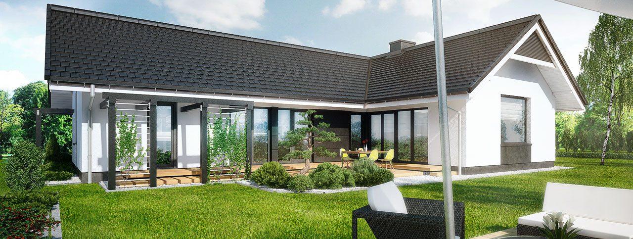 Проект Дом в бонсай