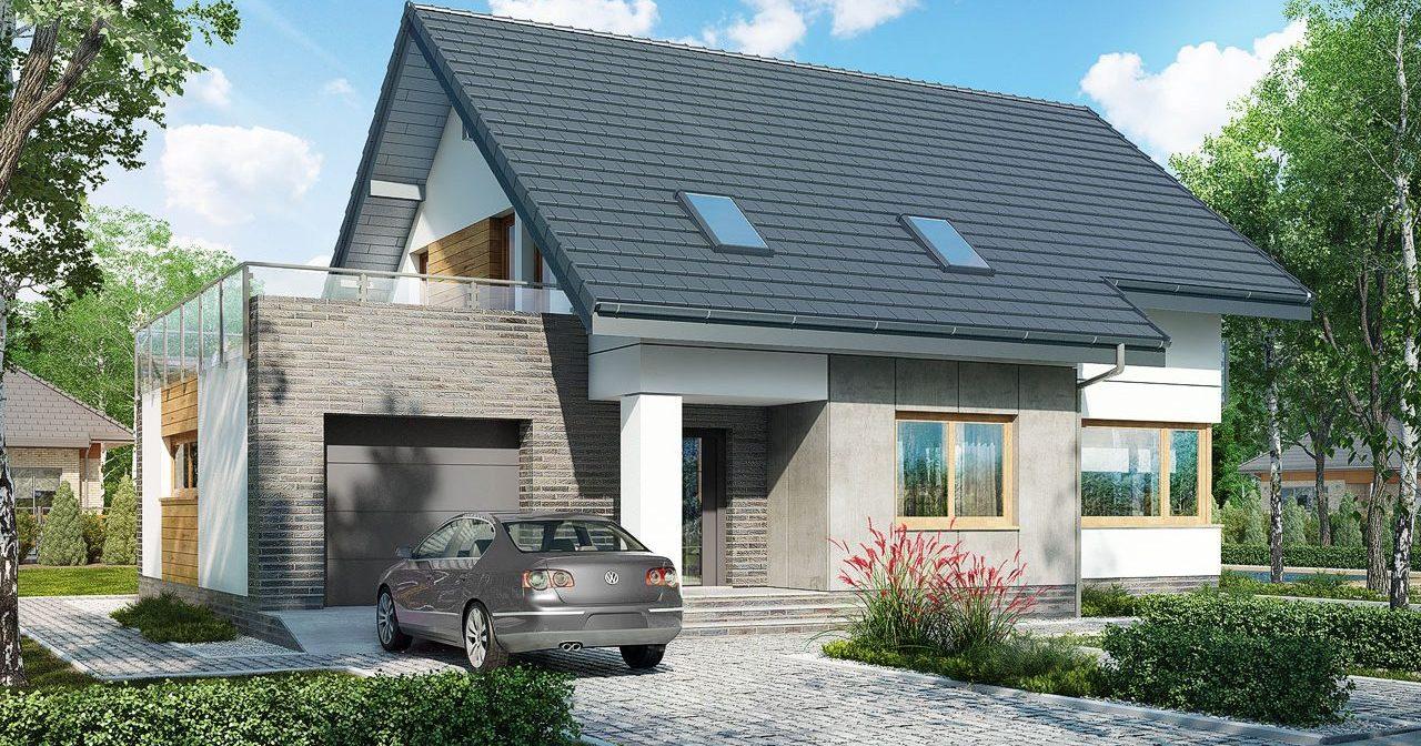 Проект Дом в глостерах