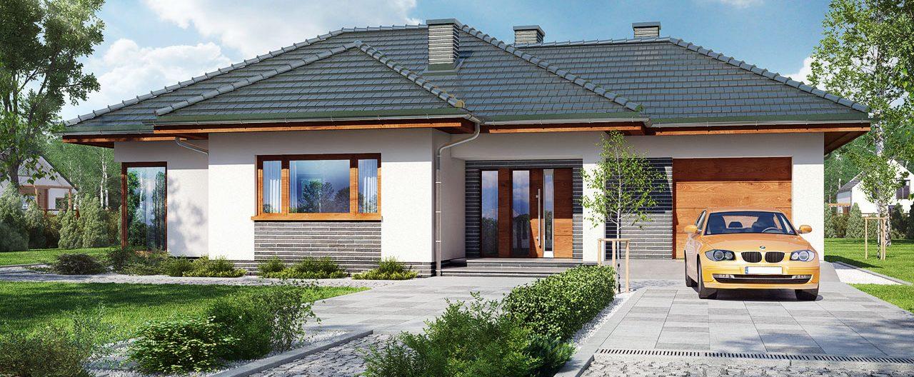 Проект Дом в раванах