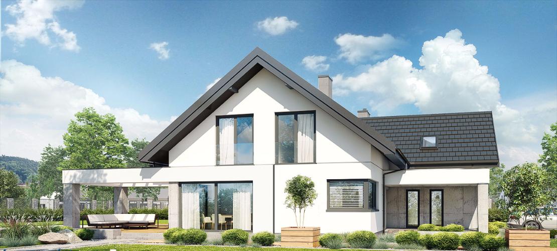 Проект Дом в фелициях (Г2)