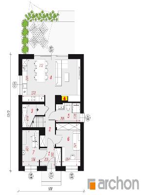 Чертеж Дом под лимбами 2