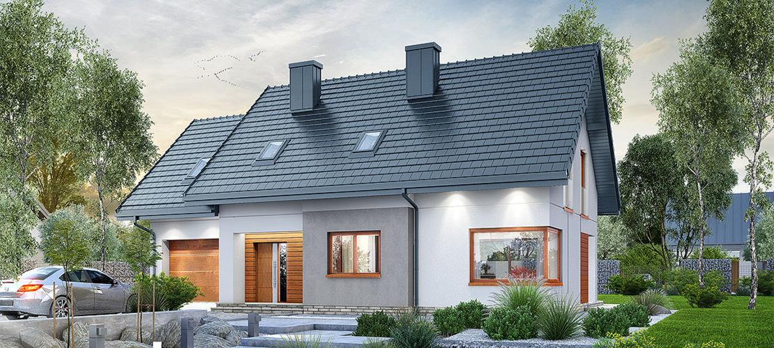 Проект Дом в афасках