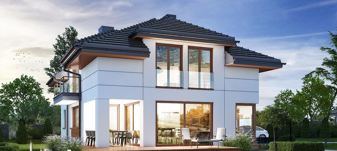 Проект Дом в сандавиллах