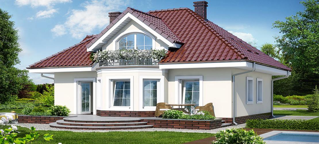 Проект Дом под белой акацией