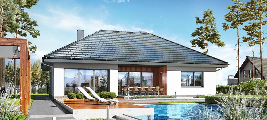 Проект Дом в аривах (Г2)