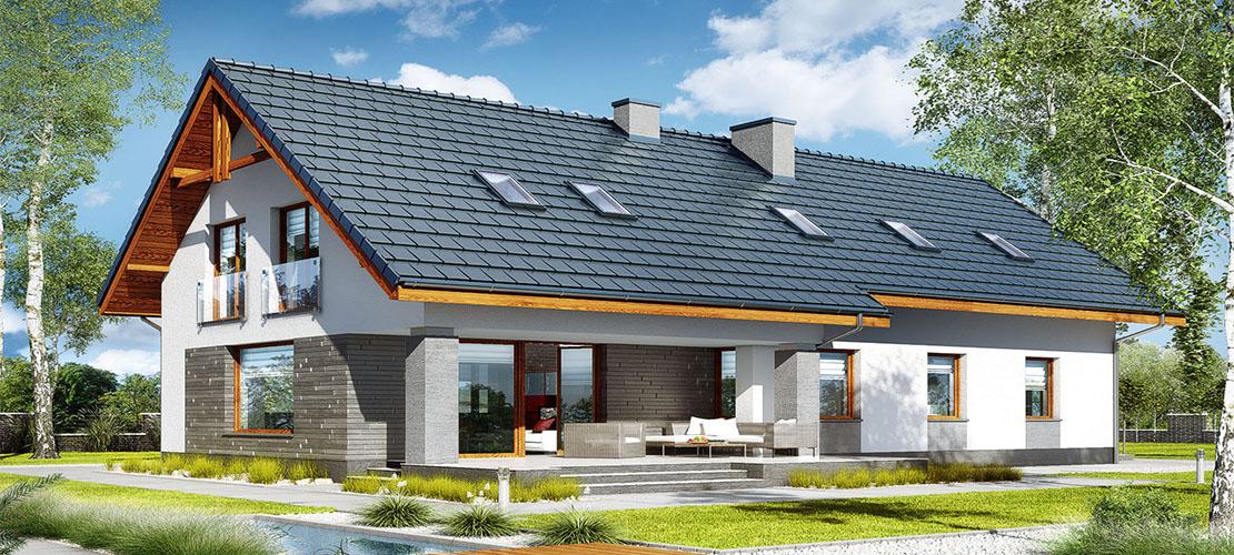 Проект Дом в спатифиллуме 2 (Г2)
