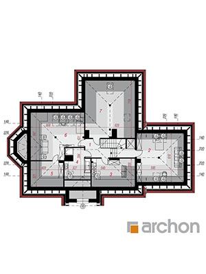 Чертеж Дом в миколайках 2 (Г2)