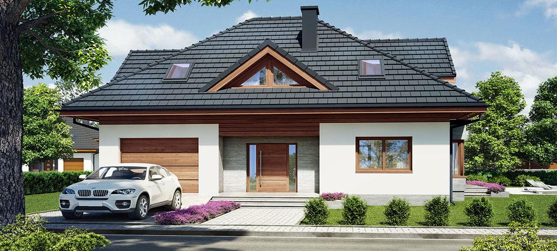 Проект Дом в клеверках 3 ver.2