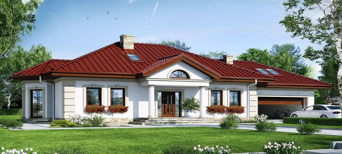 Проект Дом в миколайках 2 (Г2)