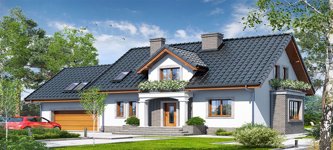 Проект Дом в вербенах 5 (Г2П)